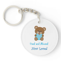 Non Custodial Mother's Day and UANL Keychain