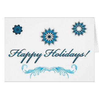 Non-Denominational Happy Holidays Card