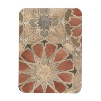 Non-Embellished Marrakesh Design I Magnet