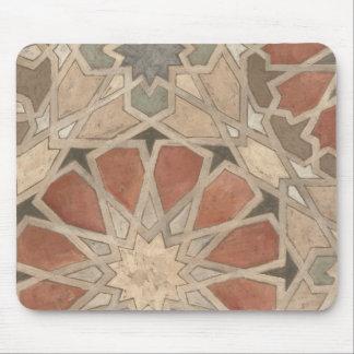 Non-Embellished Marrakesh Design I Mouse Pad
