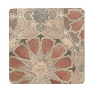 Non-Embellished Marrakesh Design I Puzzle Coaster