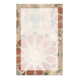 Non-Embellished Marrakesh Design I Stationery