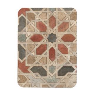 Non-Embellished Marrakesh Design II Magnet