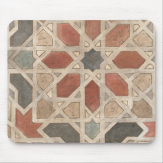 Non-Embellished Marrakesh Design II Mouse Pad