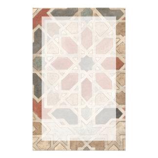 Non-Embellished Marrakesh Design II Stationery
