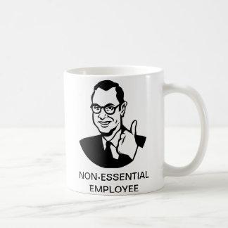 Non-Essential Employee Mug