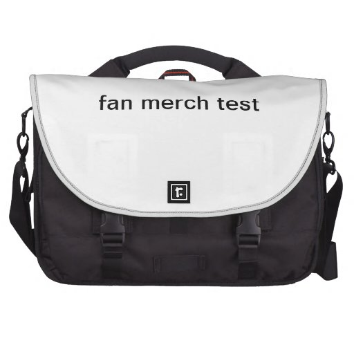 non fan merch test bags for laptop