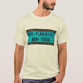Non-FLAMMABLE NON-TOXIC T-shirt