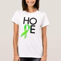 Non-Hodgkin lymphoma Awareness HOPE T-Shirt