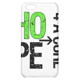 Non-Hodgkin Lymphoma Hope For a Cure iPhone 5C Cover