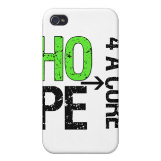 Non-Hodgkin Lymphoma Hope For a Cure Cover For iPhone 4
