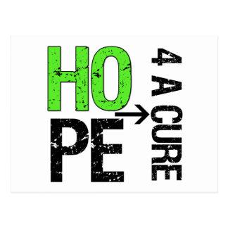 Non-Hodgkin Lymphoma Hope For a Cure Postcard