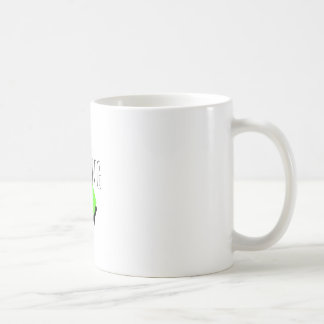 non-Hodgkin lymphoma lime green support STRONG Coffee Mug