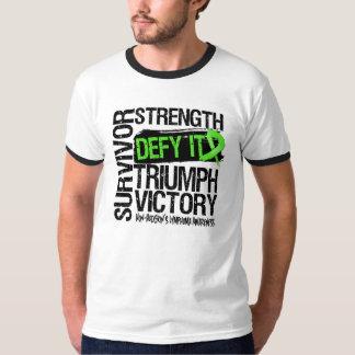 Non-Hodgkin Lymphoma Survivor Defy It T Shirts