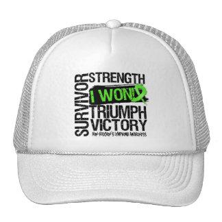 Non-Hodgkin Lymphoma Survivor I Won Trucker Hat