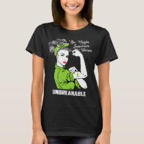 Non-Hodgkin Lymphoma Warrior Unbreakable T-Shirt