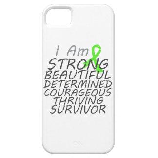 Non-Hodgkin s Lymphoma I Am Strong Survivor iPhone 5 Cases