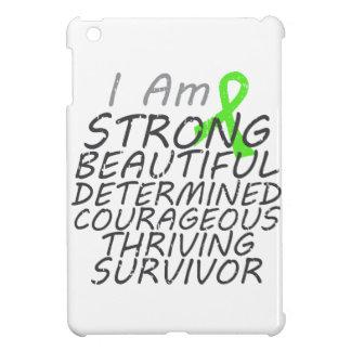 Non-Hodgkin s Lymphoma I Am Strong Survivor iPad Mini Covers
