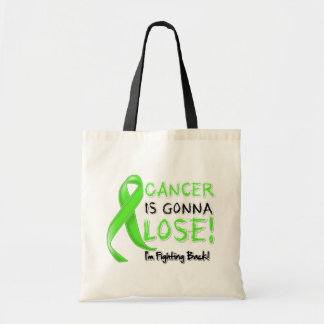 Non-Hodgkin s Lymphoma is Gonna Lose Canvas Bag