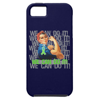 Non-Hodgkin's Lymphoma Rosie WE CAN DO IT iPhone 5 Cover