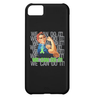 Non-Hodgkin's Lymphoma Rosie WE CAN DO IT Case For iPhone 5C