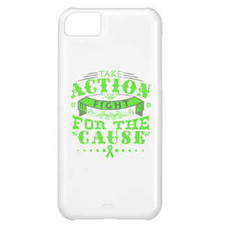 Non-Hodgkin's Lymphoma Take Action Fight iPhone 5C Cases