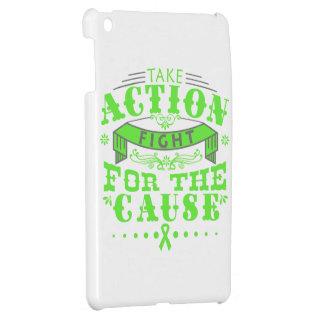 Non-Hodgkin's Lymphoma Take Action Fight iPad Mini Cover