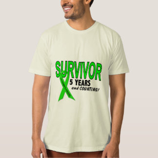 Non-Hodgkins Lymphoma 5 Year Survivor T-Shirt