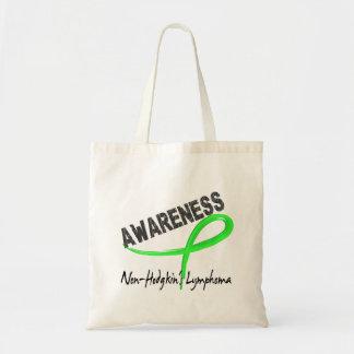 Non-Hodgkin's Lymphoma Awareness 3 Bag