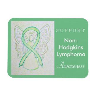 Non-Hodgkins Lymphoma Awareness Angel Magnet