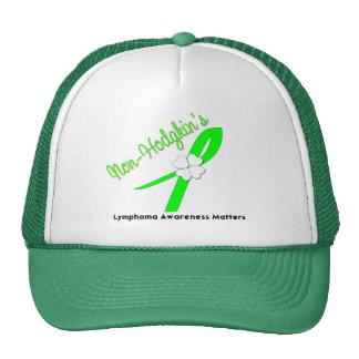 NON-HODGKINS LYMPHOMA AWARENESS HATS