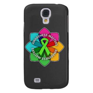 Non-Hodgkins Lymphoma Awareness Matters Petals HTC Vivid Cover