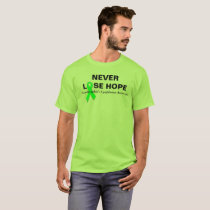 Non-Hodgkin's Lymphoma Awareness (men or women's) T-Shirt