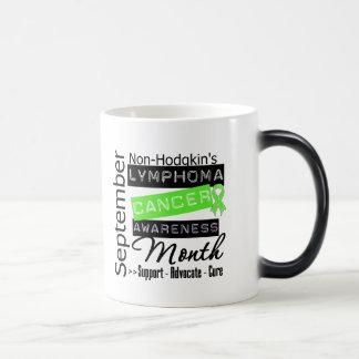 Non Hodgkin's Lymphoma AWARENESS Month Mug