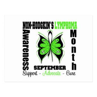 Non Hodgkins Lymphoma Awareness MONTH Postcard