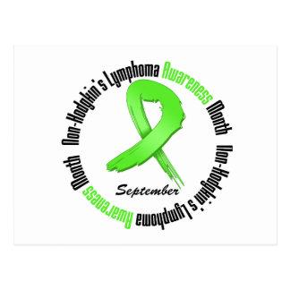 Non Hodgkins Lymphoma  Awareness Month v2 Postcard