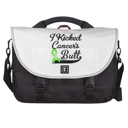 Non-Hodgkins Lymphoma Cancer I Kicked Butt Computer Bag