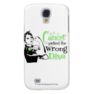Non-Hodgkins Lymphoma Cancer Picked The Wrong Diva Samsung Galaxy S4 Case