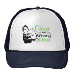 Non-Hodgkins Lymphoma Cancer Picked The Wrong Diva Trucker Hat