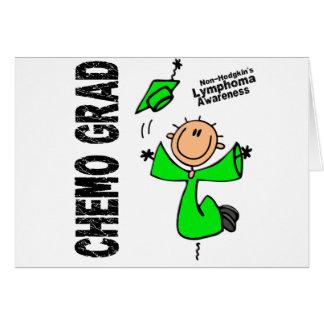 Non-Hodgkins Lymphoma CHEMO GRAD 1 Card