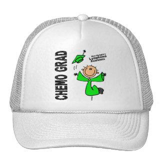 Non-Hodgkins Lymphoma CHEMO GRAD 1 Trucker Hat