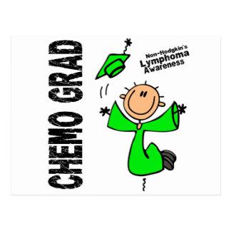 Non-Hodgkins Lymphoma CHEMO GRAD 1 Postcard
