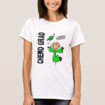 Non-Hodgkins Lymphoma CHEMO GRAD 1 T-Shirt