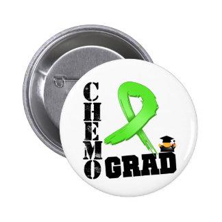 Non-Hodgkins Lymphoma Chemo Grad Pinback Button