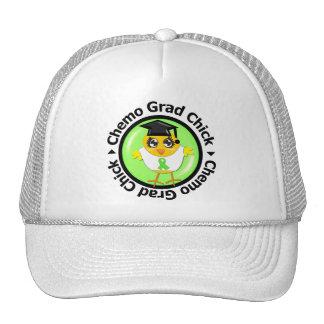 Non Hodgkins Lymphoma Chemo Grad Chick Hats