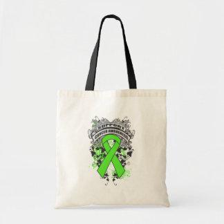 Non-Hodgkins Lymphoma - Cool Support Awareness Canvas Bags