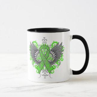 Non-Hodgkins Lymphoma Cool Wings Mug