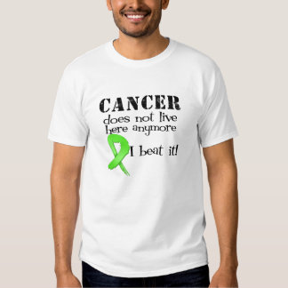 Non Hodgkins Lymphoma Does Not Live Here Anymore Tee Shirt