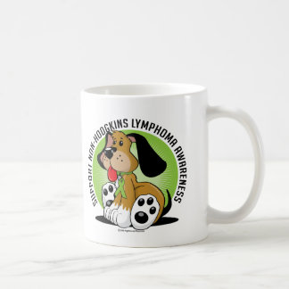 Non-Hodgkins Lymphoma Dog Coffee Mug