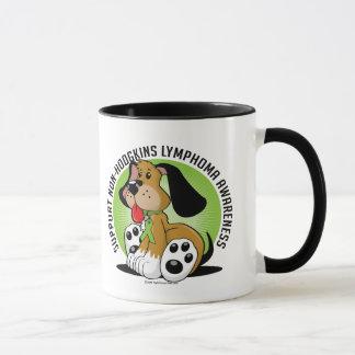 Non-Hodgkins Lymphoma Dog Mug
